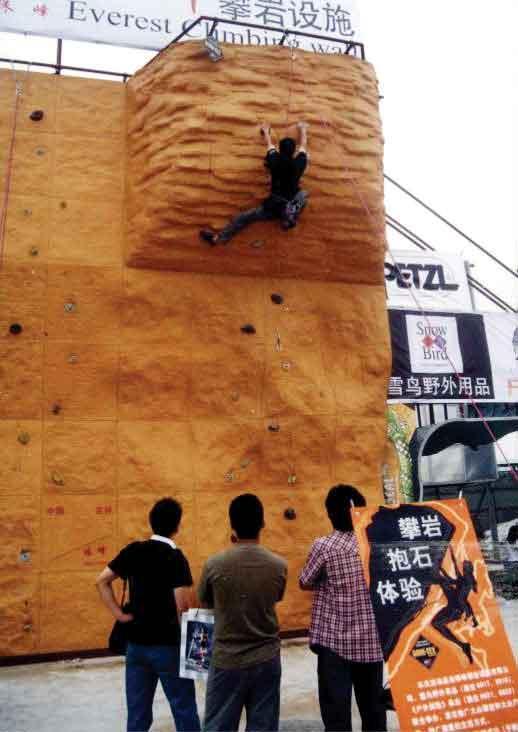 重庆攀岩墙生产厂家/重庆高空攀岩墙施工/供应重庆小区儿童攀岩墙设计