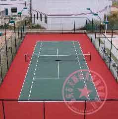 重庆龙湖地产网球场地施工单位/重庆篮球场场地分类/渝北区网球场施工