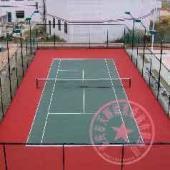 九龙坡区塑胶网球场施工