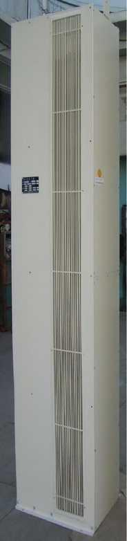 供应河南RM型离心侧吹蒸汽风幕