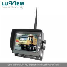 24G5.6寸车载无线后视系统,无线车载显示器