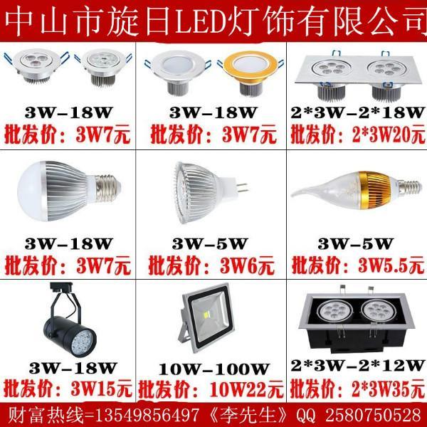 供应佛山LED系列图片