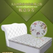 供应云南昆明机制乳胶山棕床垫厂家直销、纯天然山棕纤维床垫报价