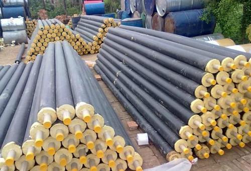 供应聚氨酯板。管壳。原材料直埋保温管价格合理