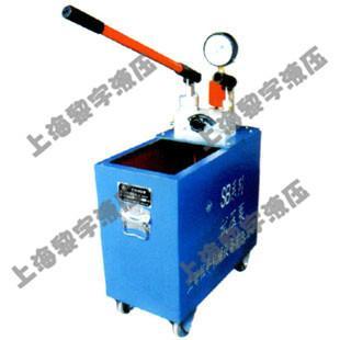供应2SB系列手动试压泵管道试压泵