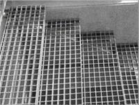 异形钢格板/楼梯踏板/平台踏板/踏步板/刚格栅板 /厂家直销