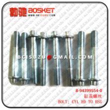 供应五十铃缸盖螺丝6HK14HK14HF1 8-94399554-0