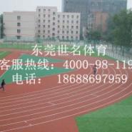 透气式硅胶跑道图片