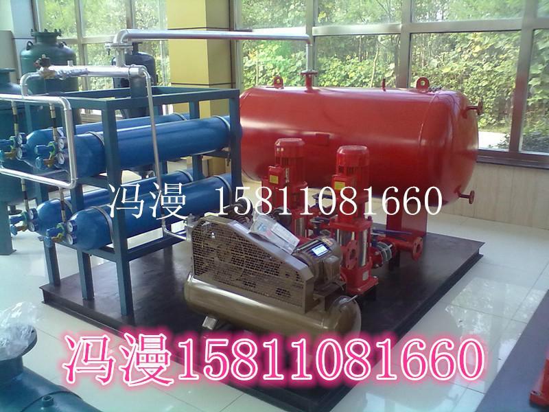 供应天津气体顶压消防给水设备 厂家电话1.0/10-6