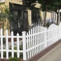 福州塑钢围墙栏杆厂区庭院绿化护栏图片