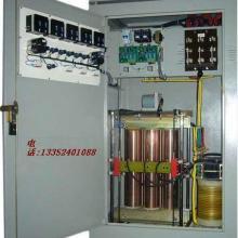 供应自动调压稳压的内蒙古电力电源自动调压稳压器,通辽电力稳压器批发图片