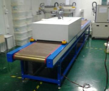 供应硅胶产品烘干线图片