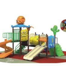 供应陕西西安户外组合儿童滑梯厂商图片