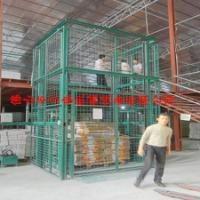 供应顺德导轨式轿厢升降货梯生产厂家
