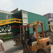 全新叉车10吨位平台报价图片