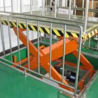 供应6米工作面积液压升降台订做厂家
