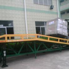 供应观澜物流移动式装卸平台哪里买好,找佛山三良机械生产厂家