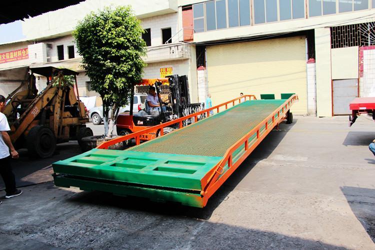 供应平洲集装箱卸货平台生产厂家