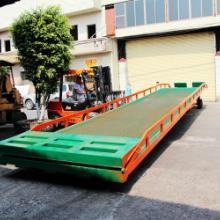 供应移动式卸货平台叉车用