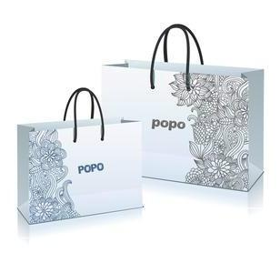 品牌纸袋定做/手提纸袋图片