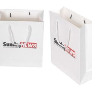 咸阳市广告纸袋订做图片