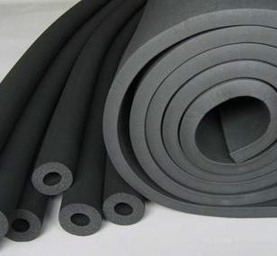 橡塑保温板 阻燃橡塑海绵制品图片