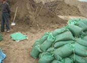 供应集宁生态袋厂家,生态袋黑色,生态袋连接扣