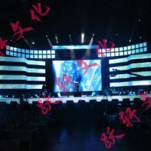 供应唐山高清LED显示屏租赁,拼接融合租赁,投影机,投影幕出租