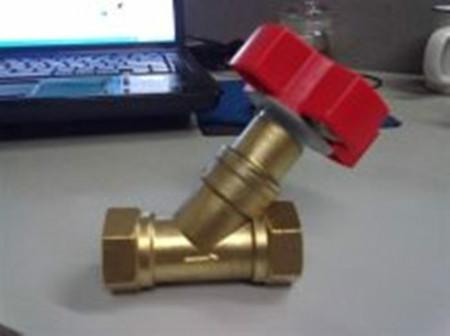 供应sp45f型数字锁定平衡阀厂家图片