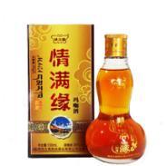 供应武汉保健酒情满缘玛咖酒100ml葫芦瓶金标全国招商寻求代理