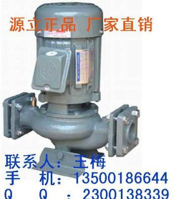台湾源立ylgb32-14立式管道泵图片/台湾源立ylgb32-14立式管道泵样板图 (4)