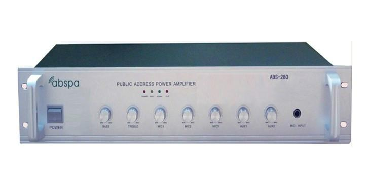 公共广播设备-功放机扩音机销售