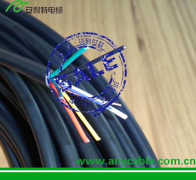 供应用于的护套线信号线弱电线缆纯铜电线 常州安耐特厂家直销