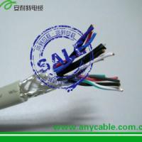 供应电缆带屏蔽耐低温耐水碱   常州安耐特厂家直销 提供各种优质型号电缆