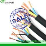 供应认证电源线橡胶电缆  安耐特厂家直销 供应各种型号电缆