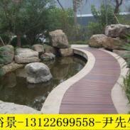 安徽柳桉木拱桥制作图片