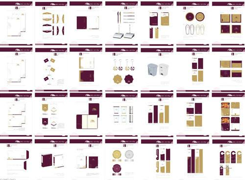 企业形象设计图片/企业形象设计样板图 (1)