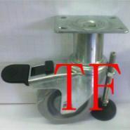 中型加高TPR脚轮图片