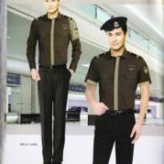 东营保安制服定做图片