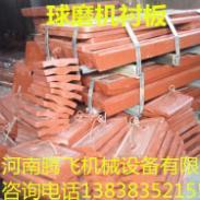 1200球磨机高锰钢衬板配件厂家图片