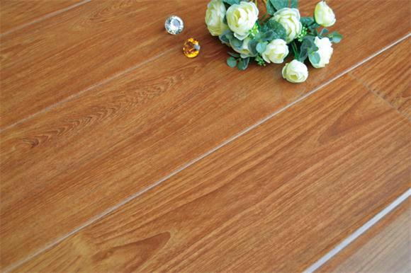供应12mm仿实木复合地板家用耐磨地板