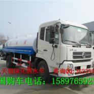 台州10吨洒水车价格图片