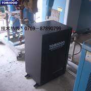 供应东莞石排空压机热水机生产厂家托姆低碳环保又节能