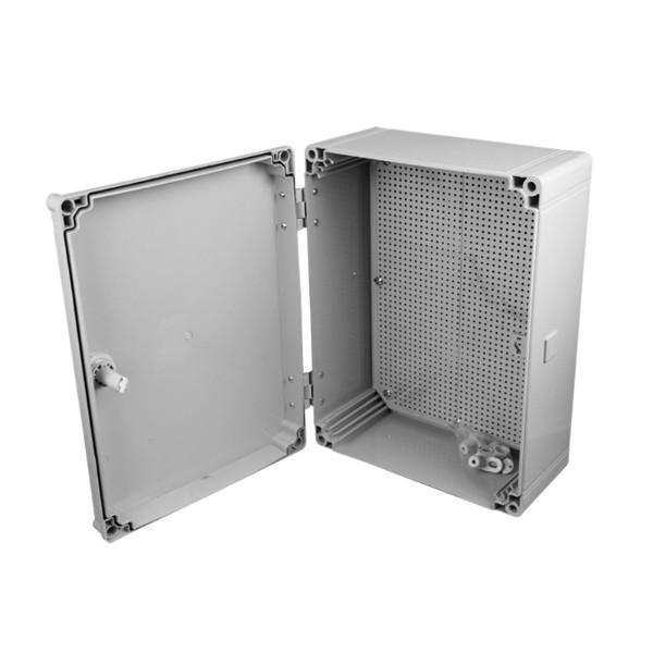 供应斯普威尔400300160户外塑料防水箱 电气控制箱 配电箱