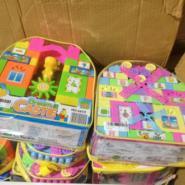 出口贸易外贸库存玩具论斤卖图片