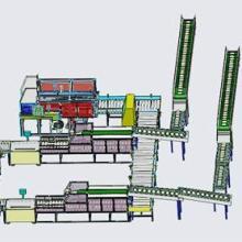 供应包装设备生产线