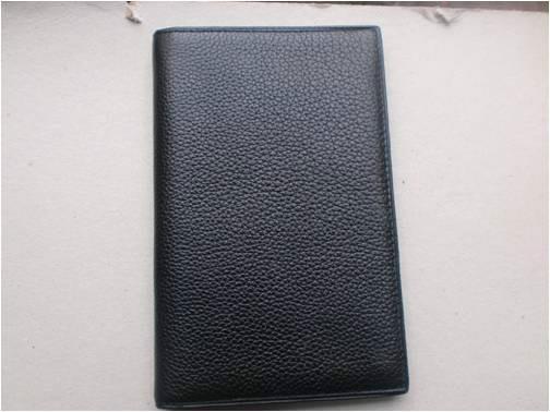 供应上海方振专业定制定做真皮护照包T