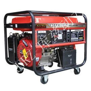 KZ6500ST5KW单三相通用汽油发电机图片