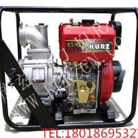 供应4寸汽油污水泵KZ40P-W