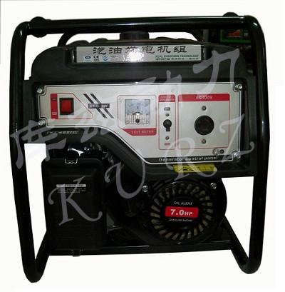 供应长沙小型5千瓦汽油发电机